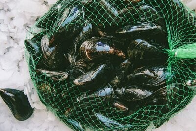 Mussels 1 kg Pack