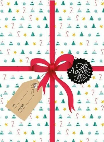 Card: Merry Christmas