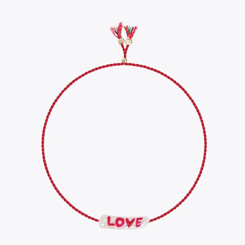 Pearl Bracelet Love