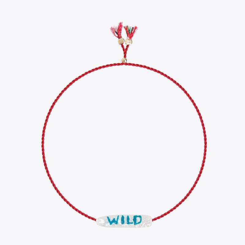 Pearl Bracelet Wild