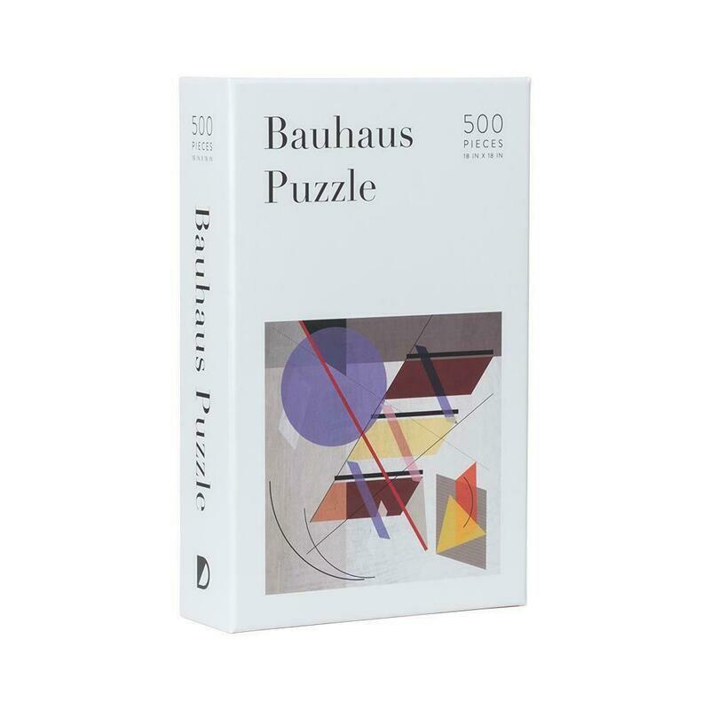 Puzzle Bauhaus