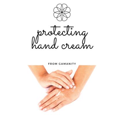 Natural hand cream Gamanity