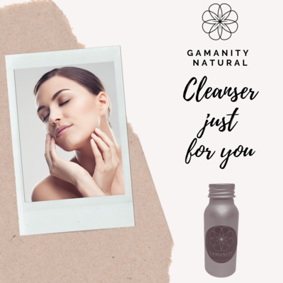 Natural cleanser from Gamanity