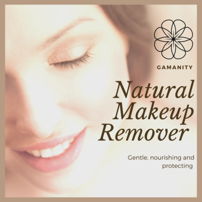 Natural makeup remover from Gamanity