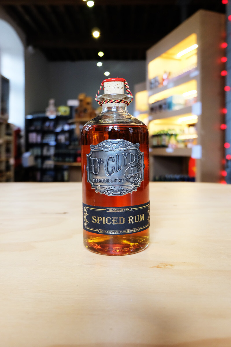 Rum Spiced - Dr Clyde