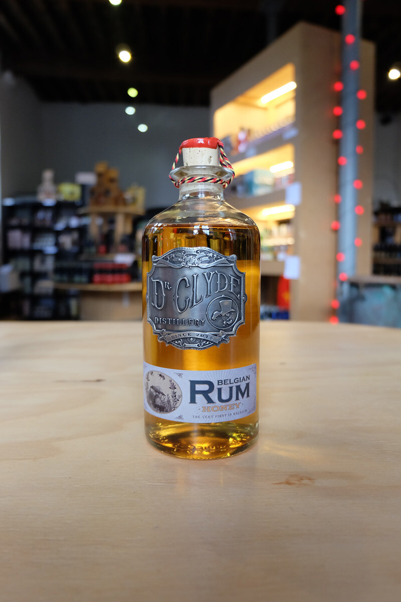 Rum Honey - Dr Clyde