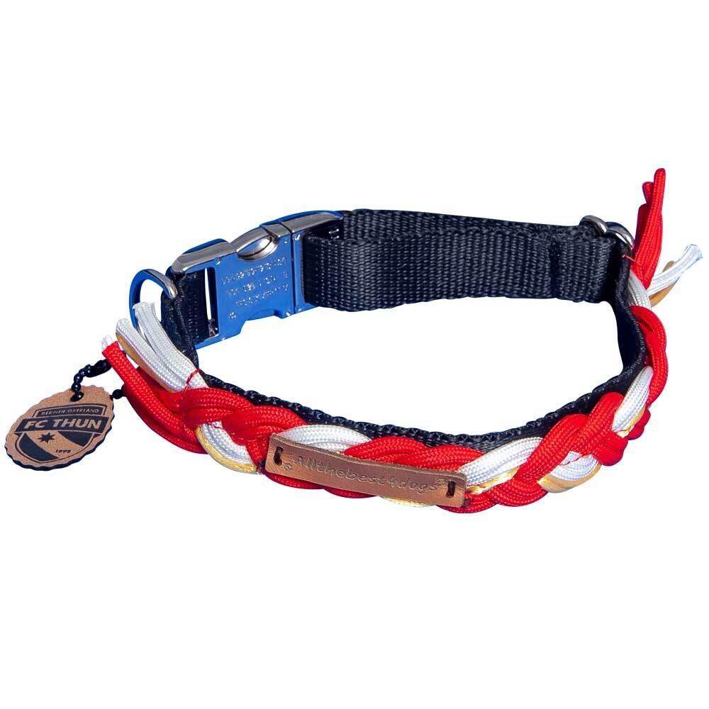 Offizielles FC Thun Hundehalsband