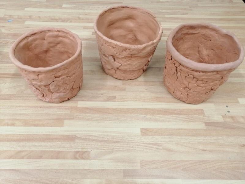 Medium Terracotta Outdoor Pot