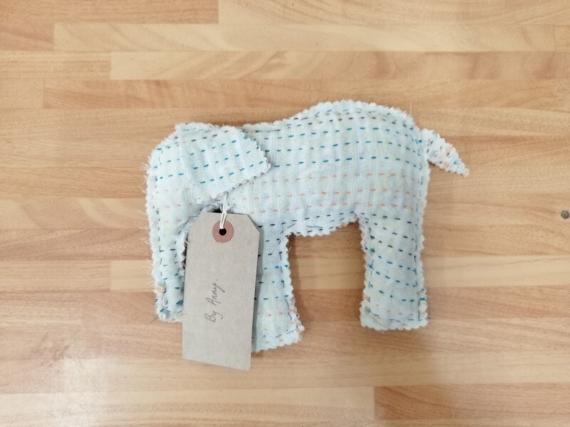 Anny Hand Stitched Elephant Toy