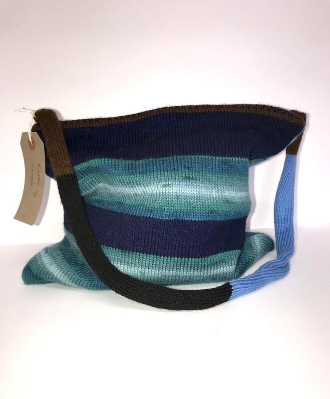 Georgie Messenger Bag