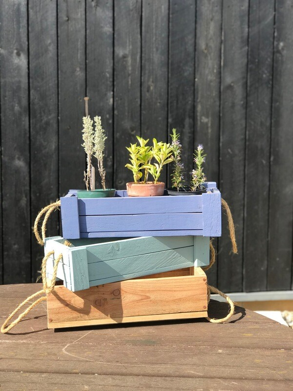 Limited Design Rustic Trugg