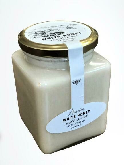Organic White Honey (Kyrgyzstan)