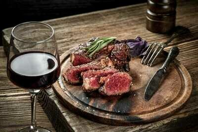Dine at Home for Two with Wine