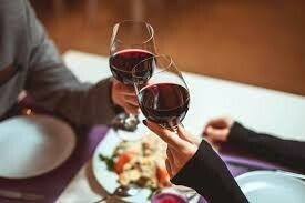 Mother's Day 3 Courses for Two with Wine or Prosecco