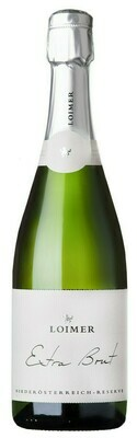 Lomier Sparkling Gruner Bottle