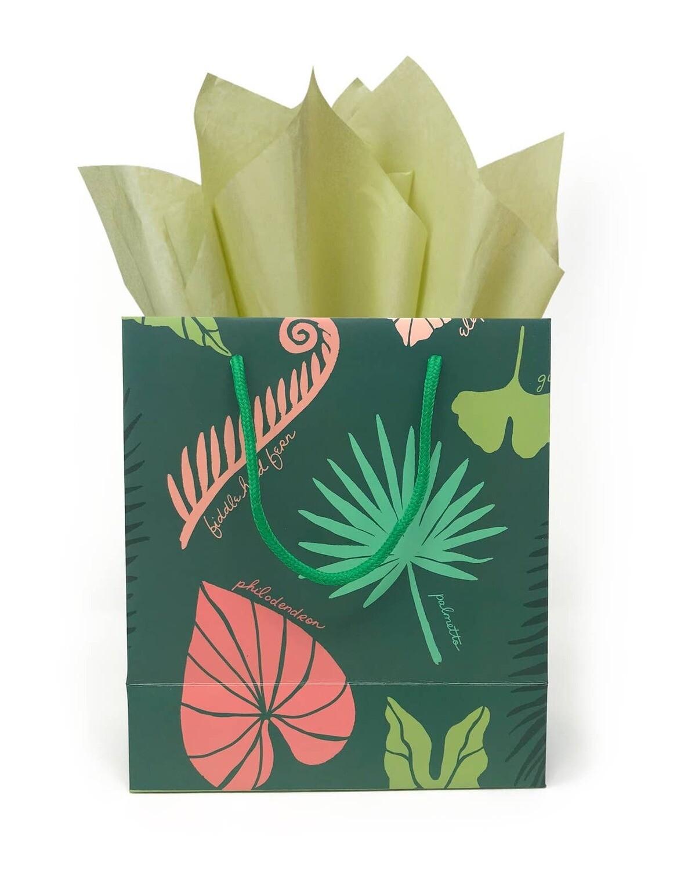 Leaves Gift Bag