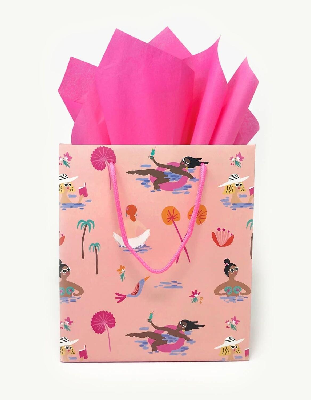 Sunbathers Gift Bag