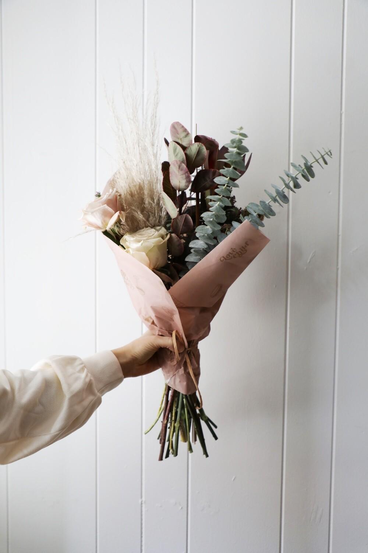 Seasonal Fresh Bloom Wrap- LOCAL PICKUP ONLY