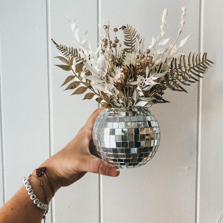 Dried Disco Ball