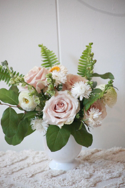 Spring Blooms & Booze Virtual Workshop   April 1 5:30-6:30
