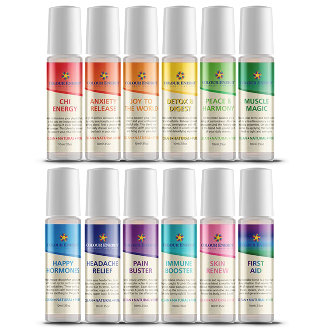 Therapeutic Blends, 10ml Roll-ons
