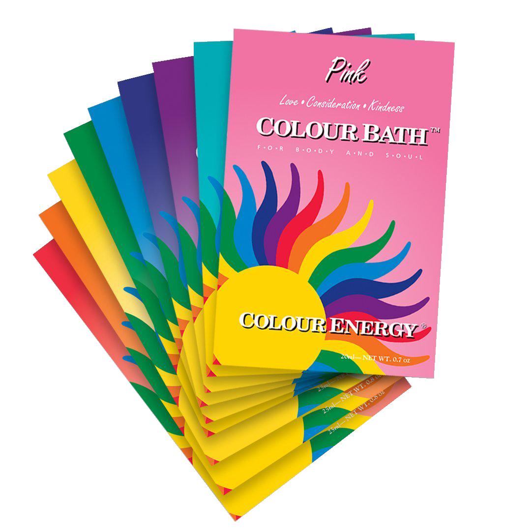 Colour Bath® Envelopes