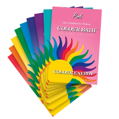 Colour Bath® Envelopes