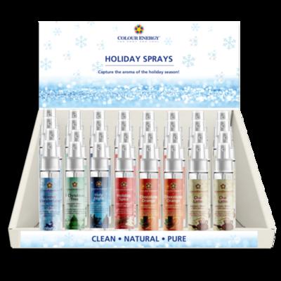 Holiday Sprays 30 ml
