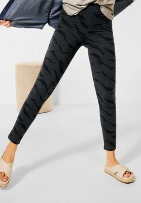 A374368 knit carbon grey mel