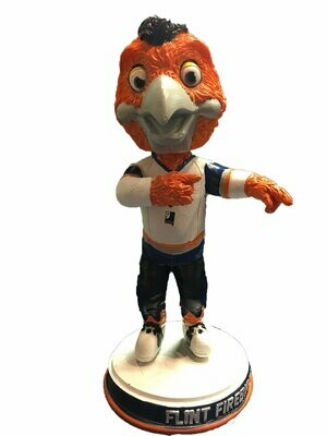 Hot Wing Bobble Heads