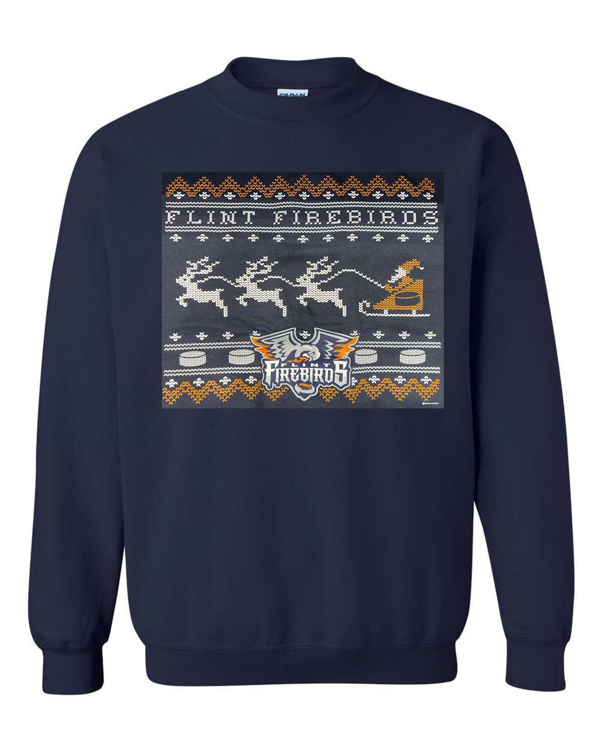 Holiday Crew Neck