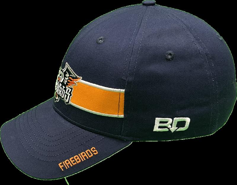 Stripe Bardown Hat