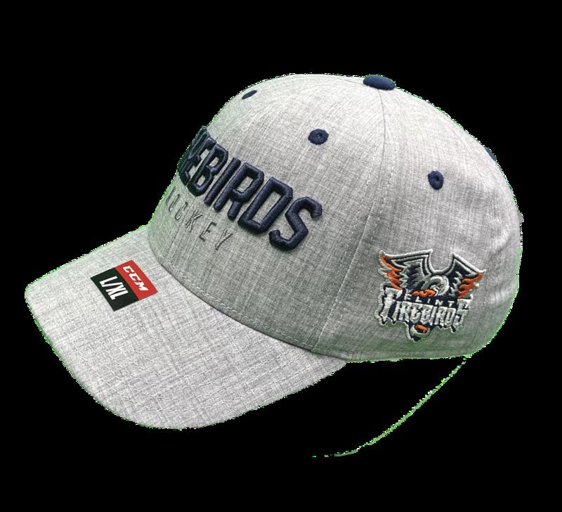 CCM Structured Flex Hat - Grey