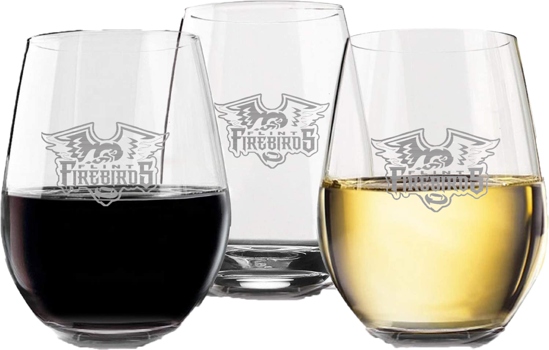 4Ct Stemless Wine Glasses