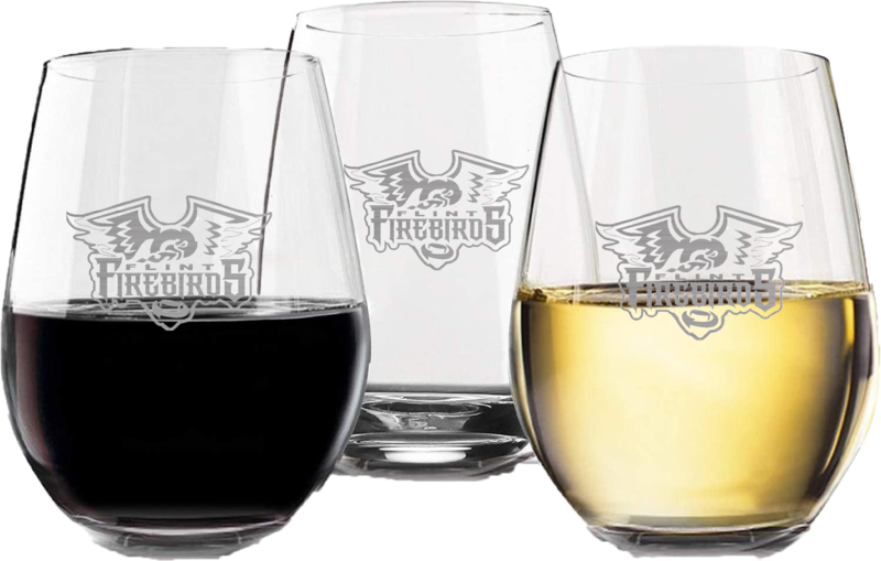 4Ct Stemless Wine Glasses