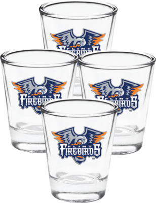 4ct Shot Glasses