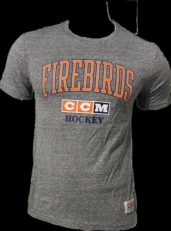 CCM Old Grey Practice T-Shirt