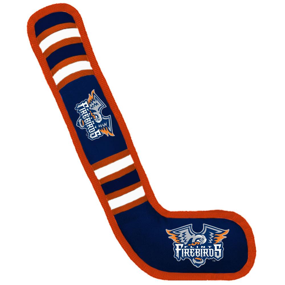Hockey Stick Dog Squeaker