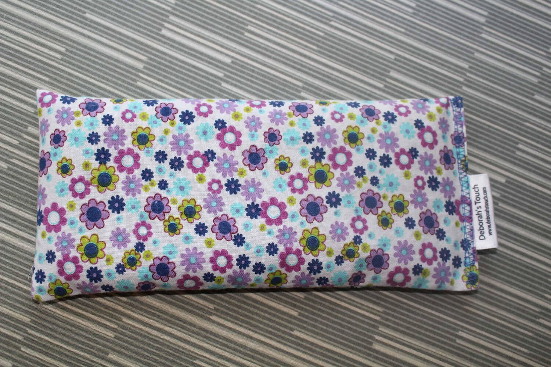 Reusable - Natural Eye Pillow (Hot or Cold)