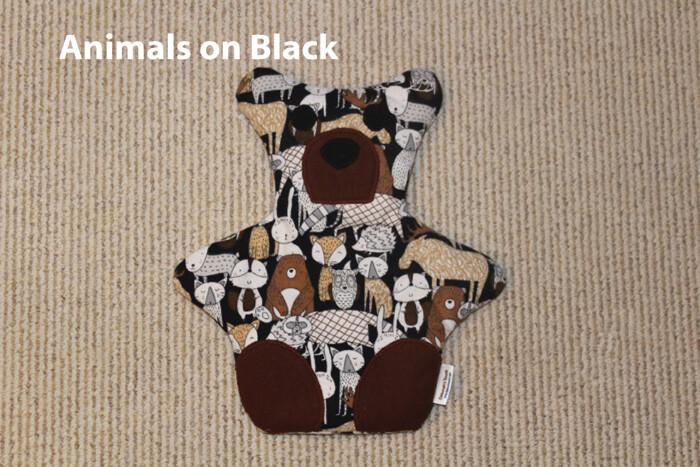 Deborah's FLANimals - Bear (Hot or Cold)