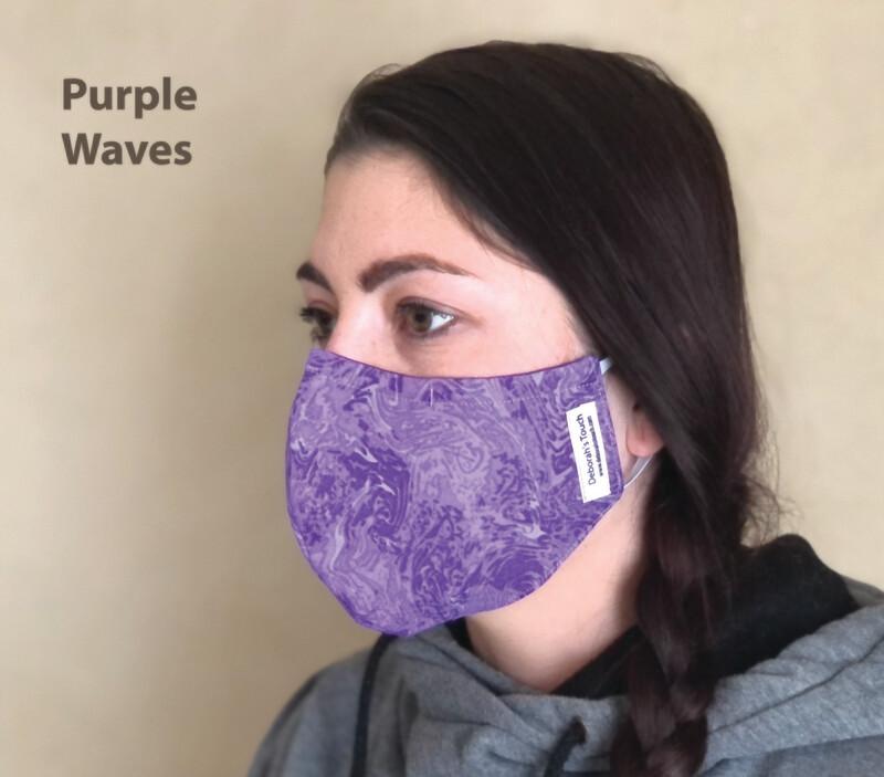 2Pack Masks 3 Layer