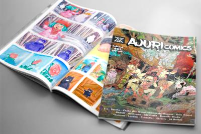 Ajuri Comics vol. I