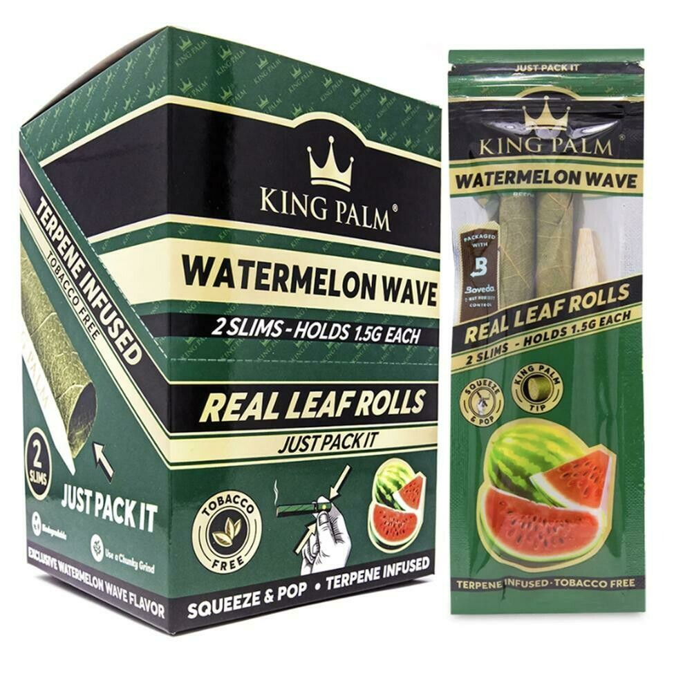 King Palm - Watermelon Wave Cones Slim (2 Pack)