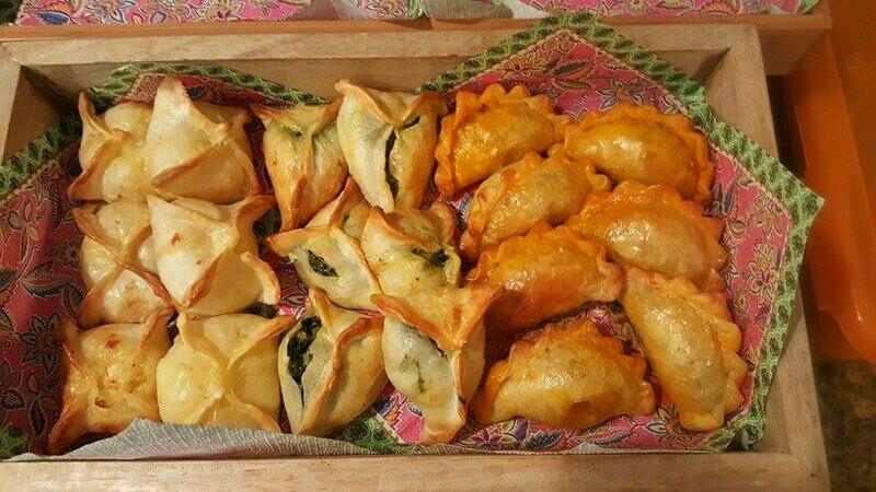 Empanadas Gluten Free Regular Size (12)