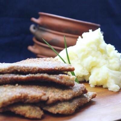 Milanesa / Schnitzel per Lb.