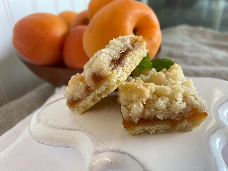 Apricot Bars per dozen