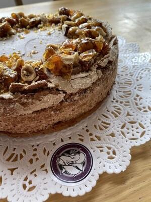 Nutella Spectacular Cake