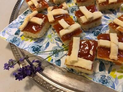 Pasta Frola Bars per dozen