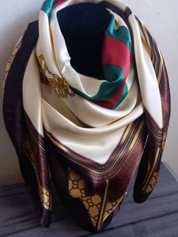 Gucci Silk Scarf