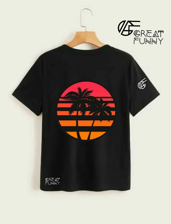 T-Shirts Black Sunday